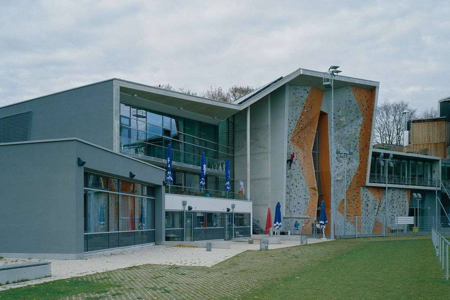 Climbing hall Thalkirchen