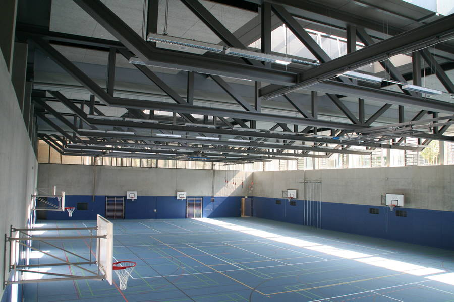 Gymnastic Hall